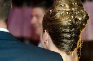 Dutt Frisuren von Promis die Alarm schlagen